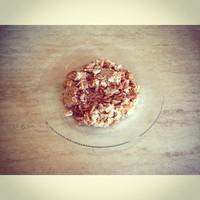 #whitagram #eatclean #fitmom #fitbreakfast Almás-fahéjas zabkása