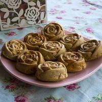 Alakbarát sárgabarackos-nektarinos muffin