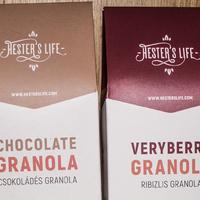 Hester's Life, alternatíva egy egészséges reggelire