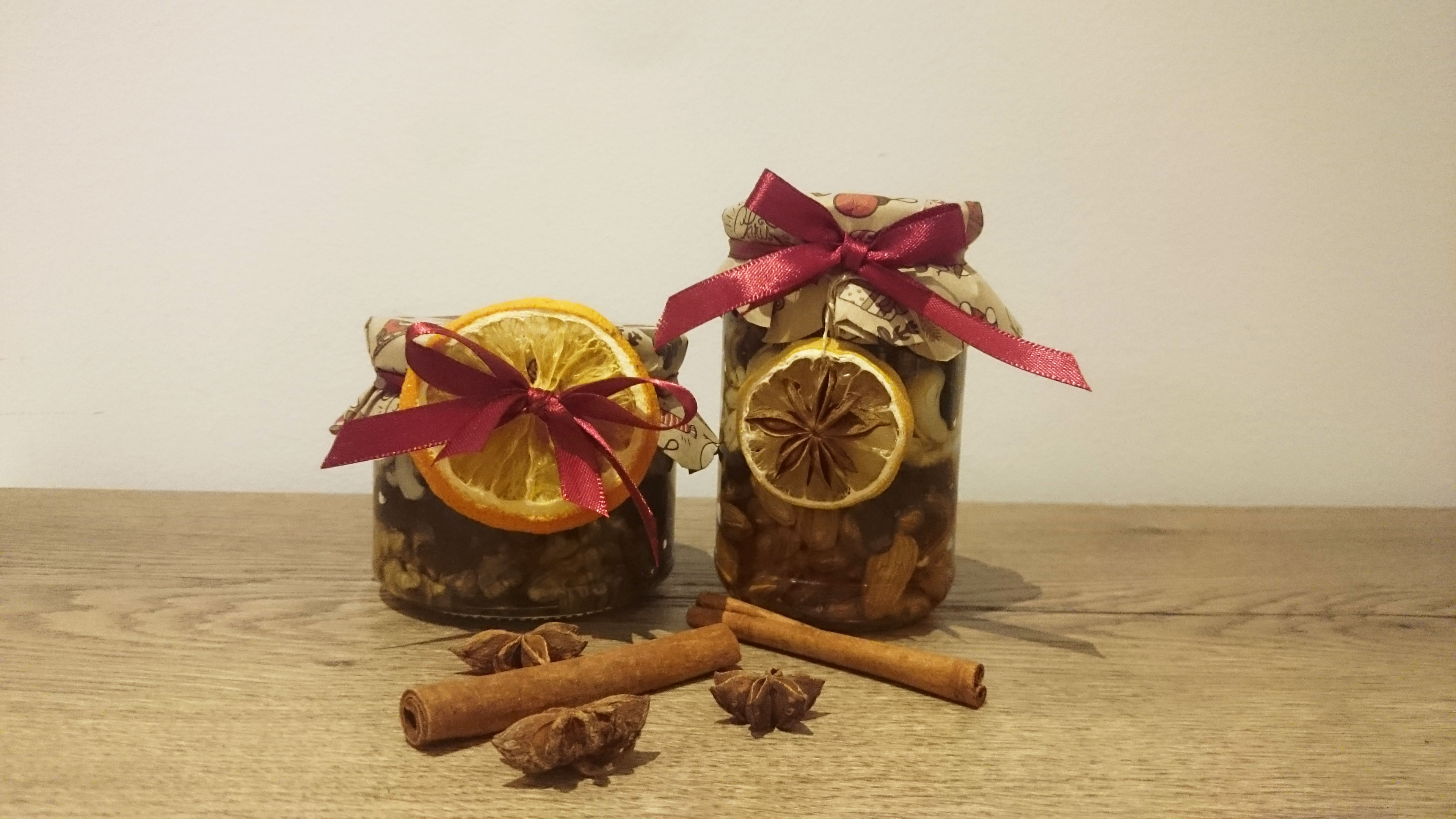 5 perces mézes-magvas készítsd magad karácsonyi ajándék