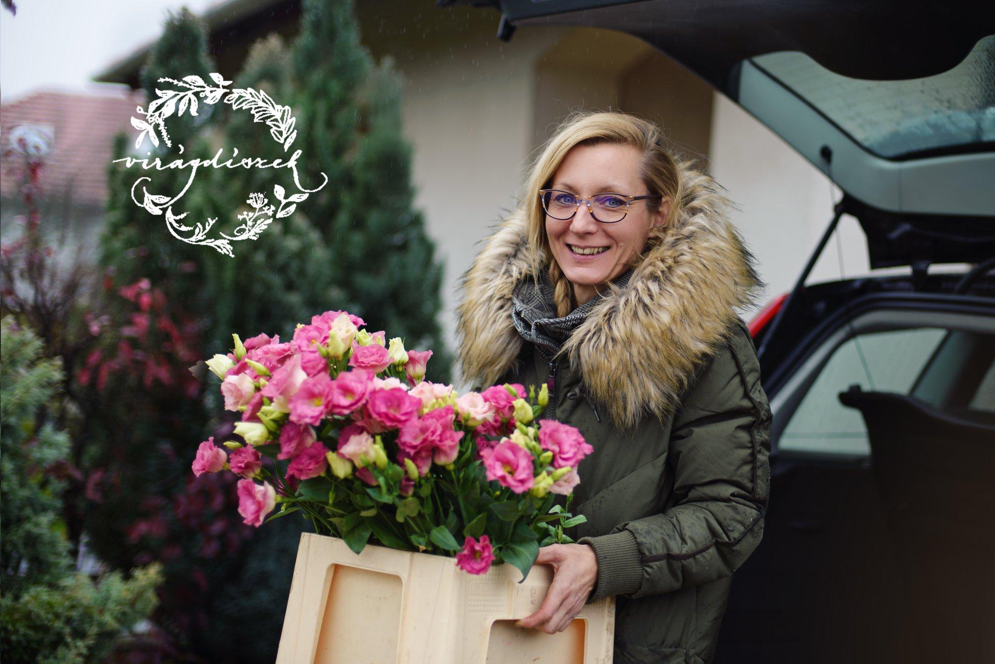 Virágdíszek – Virágkö(l)tészet