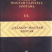 A moldvai tájnyelv szótára