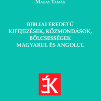 Két kötet bibliai eredetű közmondásokról
