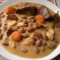 Jókai-bableves, Újházi-tyúkleves – na meg a fekete leves