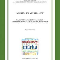 Könyv a márkanevekről