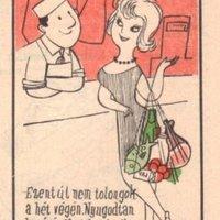 Nosztalgikus reklámok a Ludas Matyiból