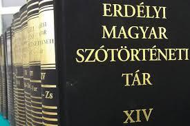 Képtalálatok a következőre: Erdélyi Magyar Szótörténeti Tár