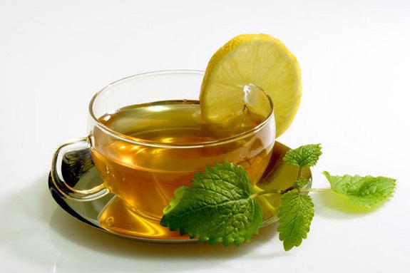 citromfű tea