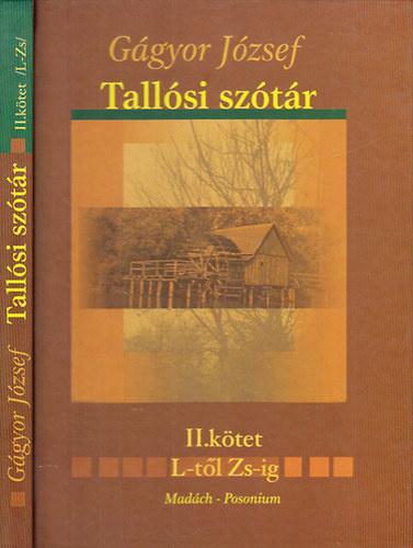 Tallósi szótár
