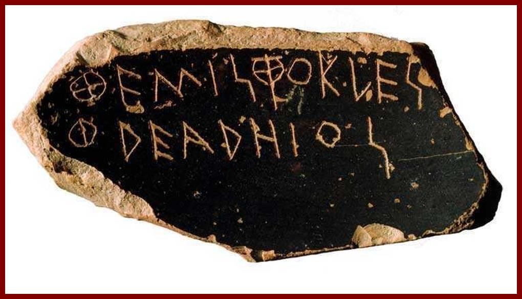 Íráshordozók az ókorban: cserép, osztrakon I. [TINTA Könyvkiadó]