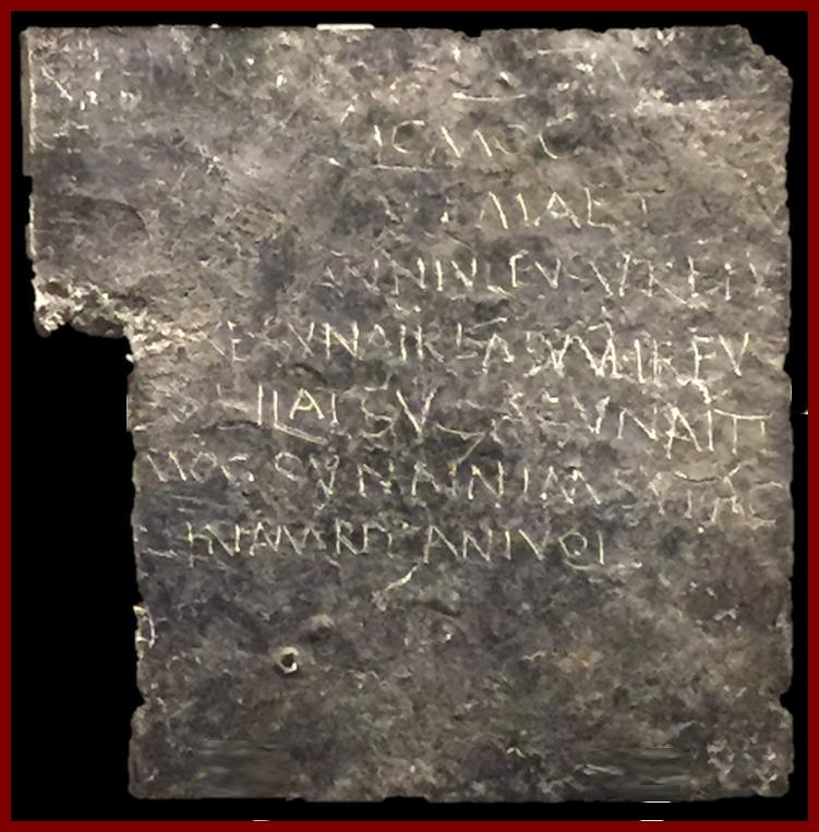 Íráshordozók az ókorban: fém, ólom átoktábla II. [TINTA Könyvkiadó]