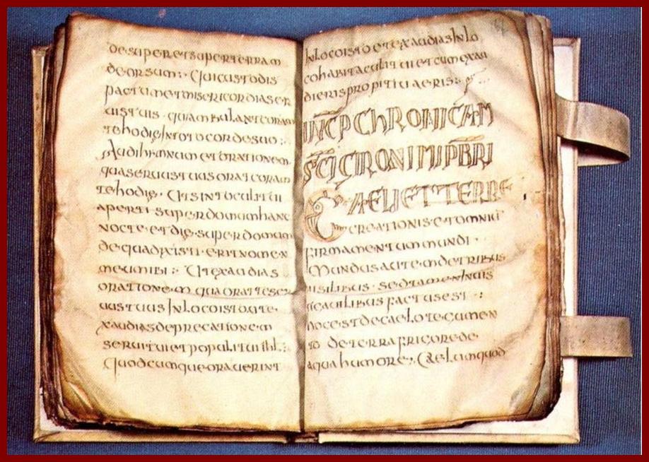 Íráshordozók az ókorban: pergamen II. [TINTA Könyvkiadó]