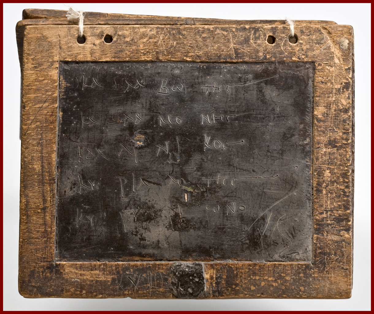 Íráshordozók az ókorban: viasztábla II. [TINTA Könyvkiadó]