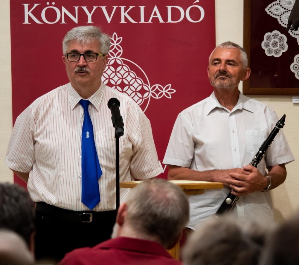 Kiss Gábor (balra) és Ambrus Károly (jobbra) (Fotó: Terjéki Tamás és Muszka Ágnes)