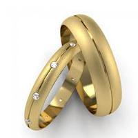 Eljegyzési gyűrű, karikagyűrű, jegygyűrű