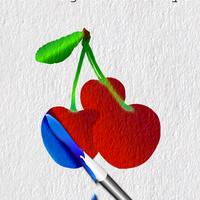 Kék meg cseresznye