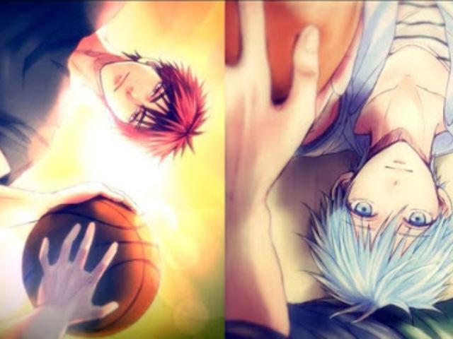 Fény és árnyék – Kuroko no basket II.