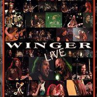 WINGER LIVE DVD!!!