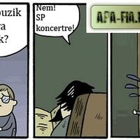 Apa és az Sp koncert