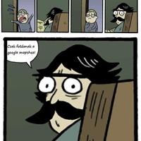 Apa, villámlik!