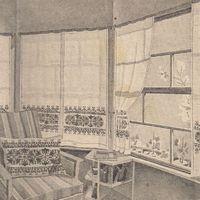 Enteriőr stylistok munkái az 1930-as években