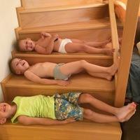 Három gyerek sokkal több, mint 1+1+1!