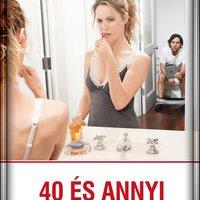 40 és annyi - Filmajánló szombat estére