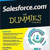 Salesforce.com For Dummies Downloads Torrent