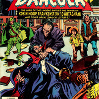 The Tomb of Dracula #49