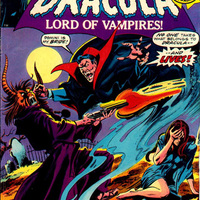 The Tomb of Dracula #47