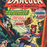 The Tomb of Dracula #41