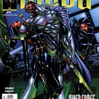 Blade: Vampire Hunter #3