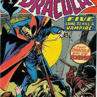 The Tomb of Dracula #28