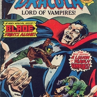 The Tomb of Dracula #58