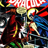 The Tomb of Dracula #10