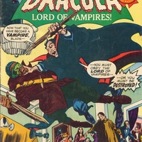 The Tomb of Dracula #51