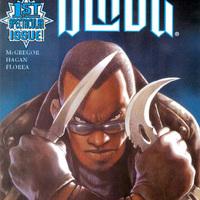 Strange Tales: Blade #1