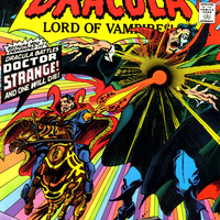 The Tomb of Dracula #44