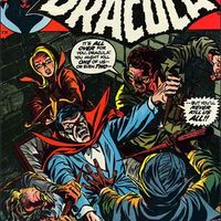 The Tomb of Dracula #13