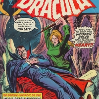 The Tomb of Dracula #19
