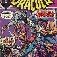 The Tomb of Dracula #30