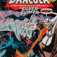 The Tomb of Dracula #50