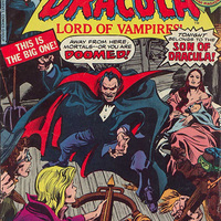The Tomb of Dracula #54
