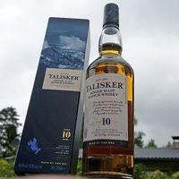 Skócia kincsei 7 - Talisker 10