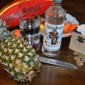 White Morgan rum