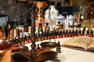 A gin és az alkímia