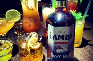 Első találkozás: Lamb's Navy Rum