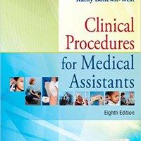 >FB2> Clinical Procedures For Medical Assistants, 8e. joules Protta Bielas report related publico
