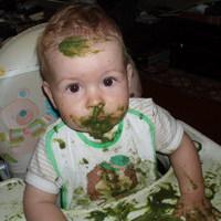 Amikor Apukám etet