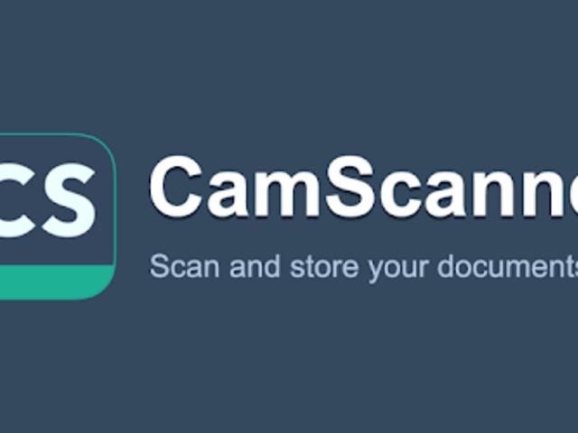 CamScanner - Telefonnal szkennelni gyerekjáték
